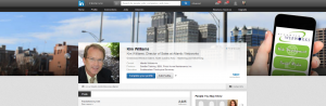 LinkedIn Profile Cover Photo - NEW Feature