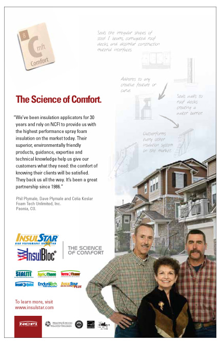 The Science of Comfort (Campaign) - 0