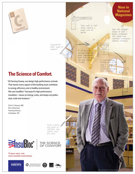 The Science of Comfort (Campaign) - 2