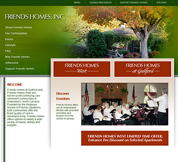 Friends Homes, Inc.