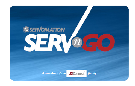 Serv 'n Go Loyalty Card