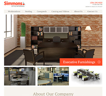 Simmons Office Interiors