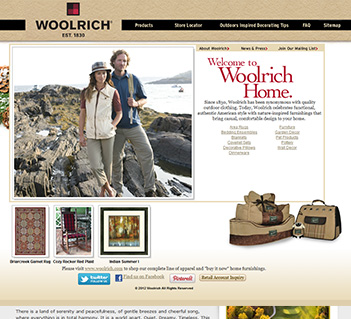 Woolrich Home Furnishings